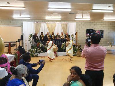 Fr Mo reception after ordination 2019