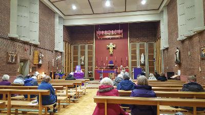 Advent prayer 2016
