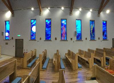 St Wilfrids Windows