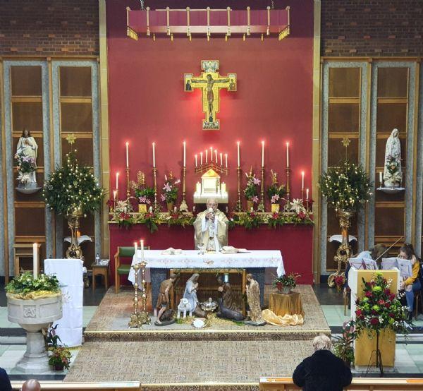 Christmas Night Mass