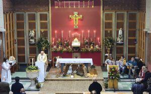 Christmas Night Mass at SH