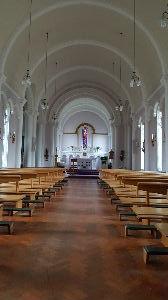 St Patrick inner view