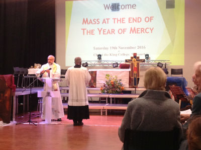 Mass PA IoW 19-11-16 Welcome
