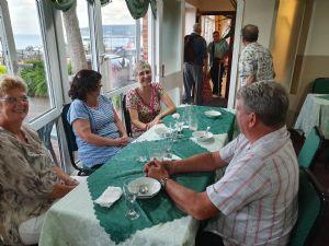 Parish events - dinner