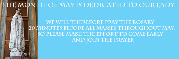 Rosary in May