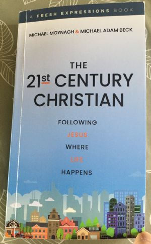 21st Century Christian cover