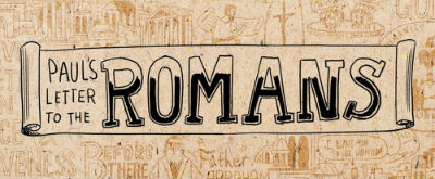 Letter to the Romans banner