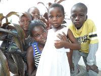 Children at Prokin