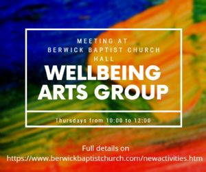 Wellbeing Arts