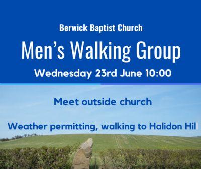 walking group 23.06.2021