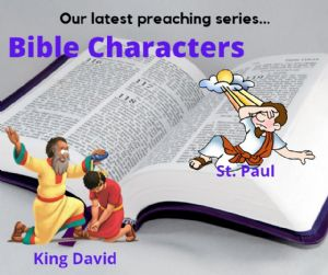 Bible Characters NEW