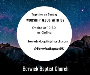 Together on Sunday banner