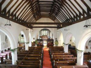 Altar Long View
