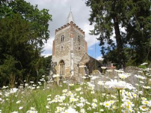 Nutfield Church Summer