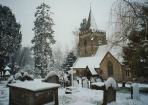 Church Snow 1