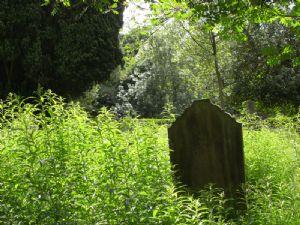 Green  Headstone