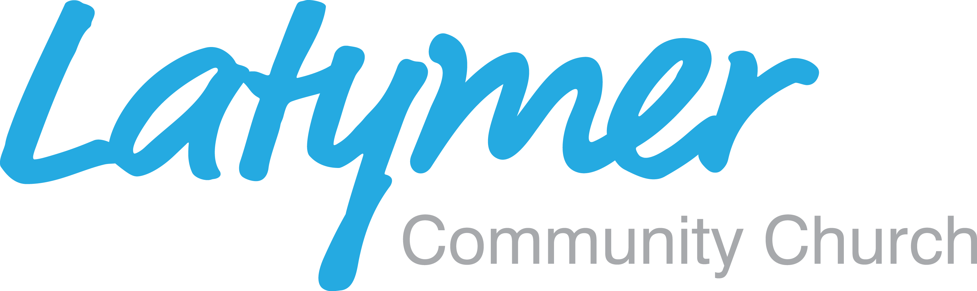 Latymer Community Church Logo
