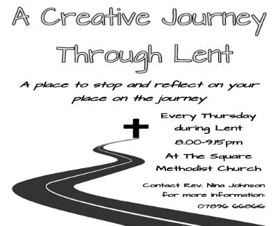 Journey through lent - 2