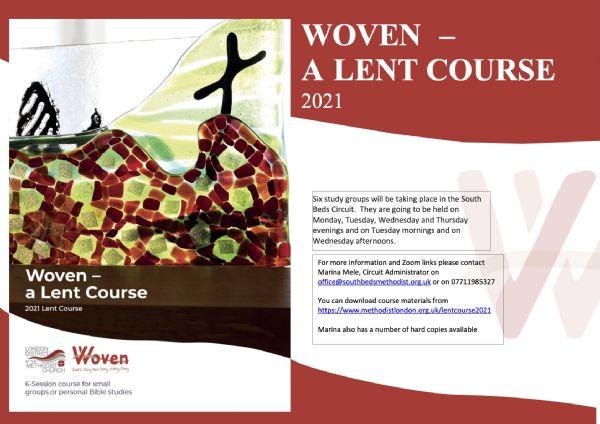 Woven - 6 courses
