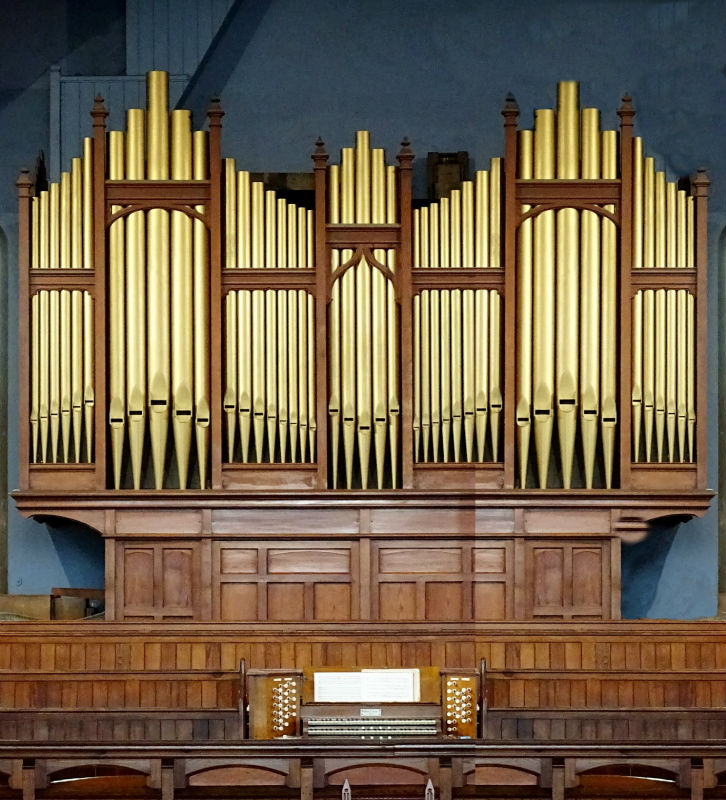 Photo of the Organ at The Square