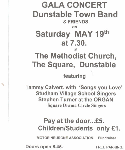 Dunstable Gala Concert