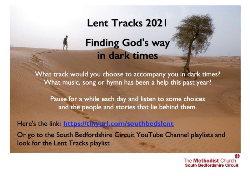 Lent Tracks