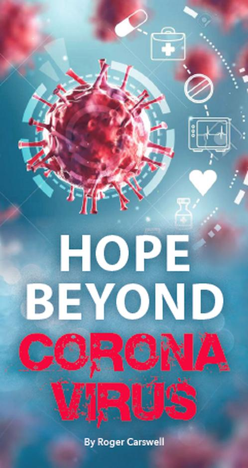 Hope beyond coronavirus book