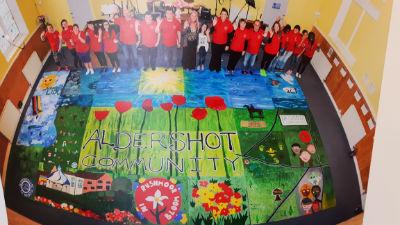MAD 2016 Aldershot - Art Attack