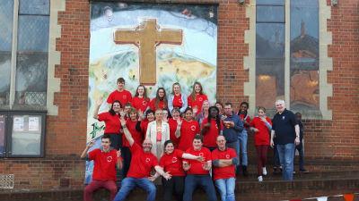 MAD 2016 Aldershot - Team photo
