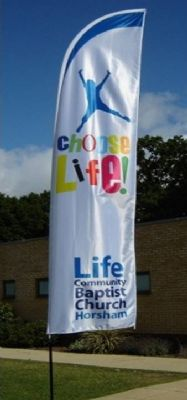 Life Community Baptist Church, Horsham
