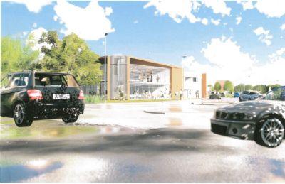New Life Church, Durrington - new building