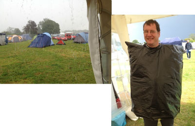 Soul Survivor 2014 - its slightly damp out
