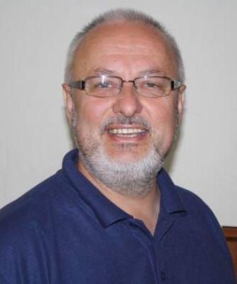 Revd Jerry Newson - Regional Minister