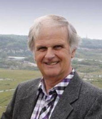 Revd Michael Fanstone, SEBA's Moderator