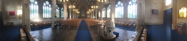 Bulford Interior panoramic