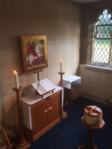 bulford side chapel