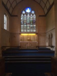 Bulford High Altar