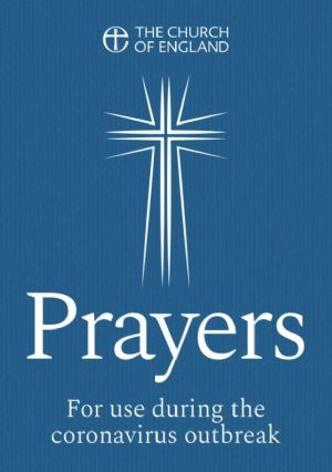 Church of England coronavirus prayers