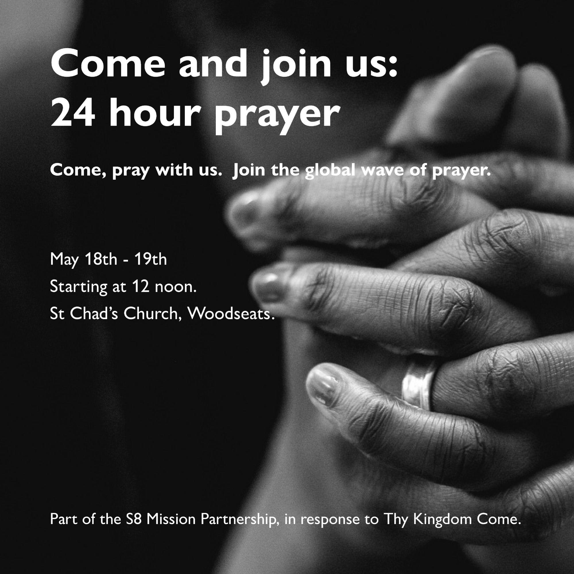 24-hour prayer