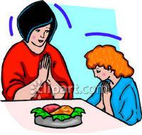 Prayer lunch