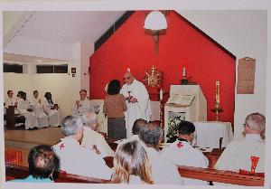 Presentation to the Baptist Church Pollards Hill
