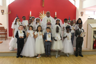 First Communion Group 2015