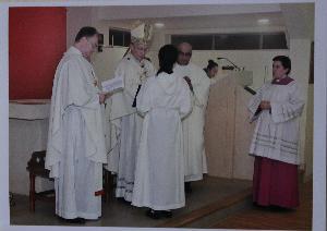 Dedication Mass