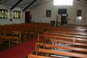 The Church is vacated