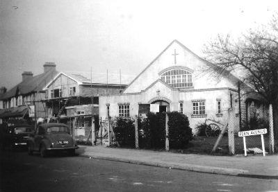New presbytery 19634-1