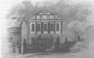 Walcot Chapel 1818