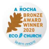EcoChurch Bronze Award
