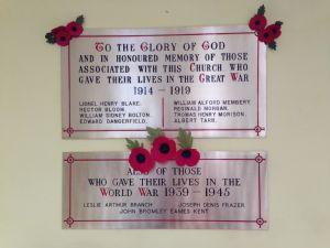 Walcot War Memorial