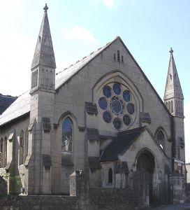 Nexus Claremont Methodist Church