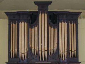 Walcot organ